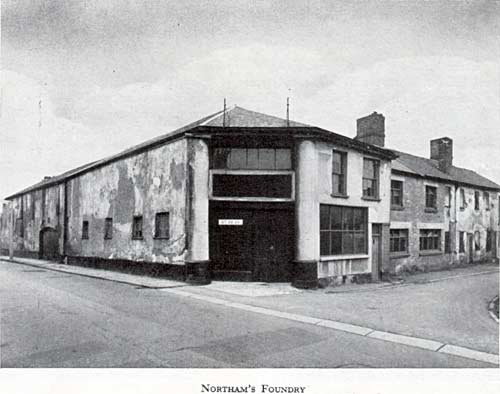 Northam's Foundry