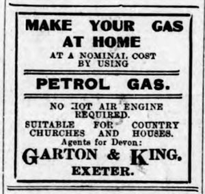 Petrol Gas Device