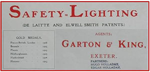 Lighting Advert