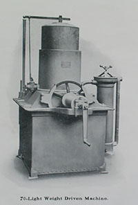 Petrol Gas Machine